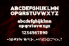 Brewok Distorted Font example image 8