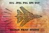 Army SVG, Military svg, Zentangle Svg, Plane svg,Mandala svg example image 1