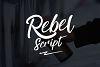 Rebel Script example image 1