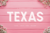 Texas | A Romantic Typeface example image 1