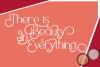 Brighty Sans Script example image 6