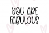 Birthday Cake - A Handwritten Font example image 5