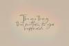 Lionness - A Handwritten Script Font example image 3