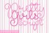 Pretty Girls Script example image 1