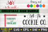 Christmas Sign Bundle - Christmas SVG Bundle example image 1