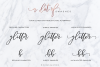 Besotted Modern Calligraphy Script example image 10