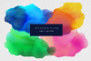 Watercolor Textures Pack (PNG and Vector) example image 3