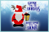 Theres No Place Like Home For The Holidays Quote Santa Gnome example image 3