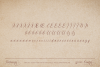 Hallimah Script Font example image 8