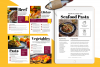 Food Lovers Recipe and Cookbook Canva Template Ebook example image 9