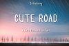 Cute Road - Handwritten Font example image 1