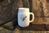 Mason Jar Mug Mockup, PSD Smart Object & JPG Mock-Up example image 5
