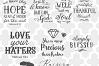 FAITH BUNDLE VOL 2 - 10 designs - svg cut files- Cricut example image 4