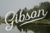 Gibson Script Extras - font example image 6