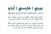 Hetaf - Arabic Typeface example image 4