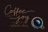 Kinantey - Monoline Signature Font example image 3