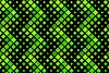 24 Seamless Green Square Patterns example image 14