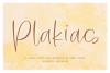 Plakias   Classy Script example image 1