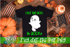 I Put The Boo In Booty Funny Halloween SVG example image 1