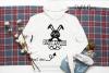 Easter / Rabbit paper cut Bundle SVG / DXF / EPS / PNG files example image 8