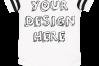 Infant Football Bodysuit Mockups - 12 |PNG|Front/Back - V2 example image 12