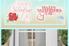 Happy Valentines Day Hearts And Roses Mini Bundle SVG example image 4