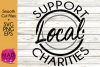 Support Local Charities - SVG, PNG, EPS example image 1