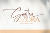 Diora Sunbright Font Duo example image 4