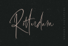 Bottomland - Family Signature Script example image 5