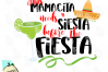 Mamacita Needs Siesta Before Fiesta -- Cinco de Mayo  SVG example image 1