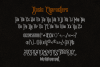 Hijrah - Blackletter Typeface example image 10