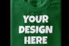 Folded Tshirt Mockups-12|PNG|3000x3000 example image 9