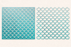 Mermaid Scales SVG | Mermaid Scales for Cameo & Cricut example image 1