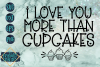 I Love You More Than Cupcakes example image 2