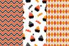 12 Halloween Seamless Patterns example image 4