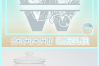 Plumeria Scrollwork Split Letter W SVG Dxf Eps Png PDF files example image 3