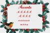 Wassailing - A handwritten script font example image 14
