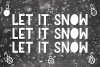 One Goes Out They All Go Out | A Holiday Font with Doodles example image 2