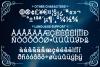 Jubilation Serif Handwritten Font example image 3