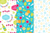 12 Passover Seamless Patterns example image 4