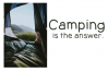 Going Camping - A Handwritten Font example image 6