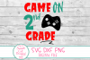 Back To School SVG Bundle, First Day At School SVG, Game On example image 6