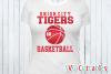 Basketball Bundle #1, svg cut files example image 4