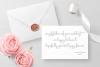 Olivia - Elegant Monoline Script example image 10