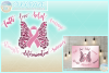 Breast Cancer Ribbon Butterfly Awareness SVG Dxf Eps Png PDF example image 1