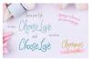 Cherripops Script Skinny Italic example image 2