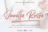 Janetta Rossie | Font Duo SVG extra example image 15