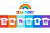 Unicorn Smiles Layered Font plus Bonus Files | Unicorn Font example image 8