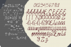 Drillmaster Handbrush Typeface example image 10