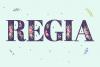 Regia Font example image 1